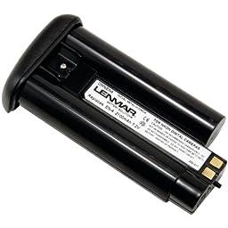Lenmar Replacement Battery for Nikon D1 Set D1H Set D1X Set Replaces OEM Nikon EN-4 Polaroid PR-114DG