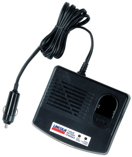 Lincoln Lubrication 1215 12 Volt Charger for PowerLuber (Automatic Grease Gun Battery compare prices)