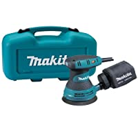 Makita BO5031K 5-Inch Random Orbit Sander Kit from Makita