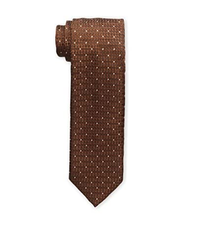 Tom Ford Men's Dot Tie, Copper