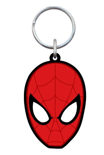 Marvel Spider-Man Soft Touch Key Ring - 1