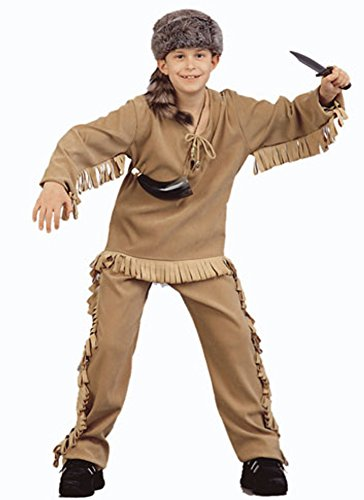 Child's Daniel Boone Halloween Costume (Size: Large 12-14)