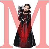 ギアード(GearD)コスプレ女の子用吸血鬼(1.M:110-120cm)