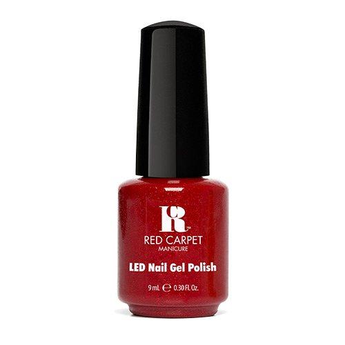 Red Carpet Manicure - Led Gel Polish - Ruby - 9Ml / 0.3Oz