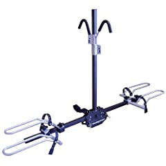 Swagman XTC Cross-Country 2-Bike Hitch Mount Rack (1.25 and 2-Inch Receiver) by Swagman Bicycle Carriers