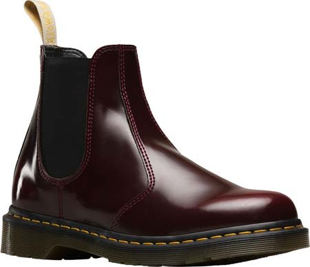 Dr, Martens Unisex 2976 Chelsea Vegan Slip On Boot