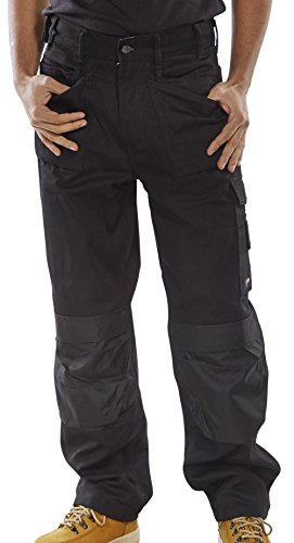 click-premium-multi-purpose-trousers-black-36