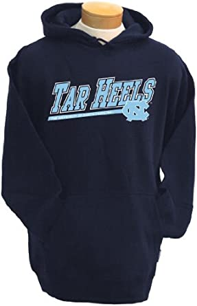 NCAA Mens North Carolina Tar Heels Zooey Hooded Sweatshirt by CI Sport