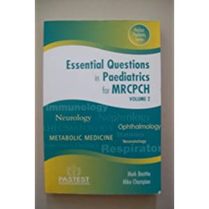 Essential Questions for MRCPCH 1 41fPM7GMVzL._SL500_AA300_