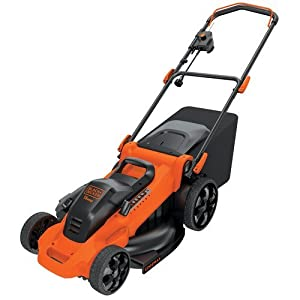 Factory-Reconditioned Black & Decker MM2000R 13 Amp 20 in. Electric Lawn Mower by Black & Decker
