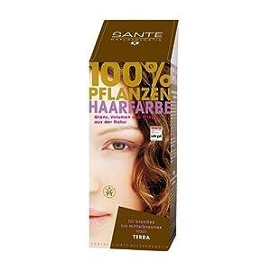 SANTE: Natural Herbal Hair Colors, Terra 0.35 oz