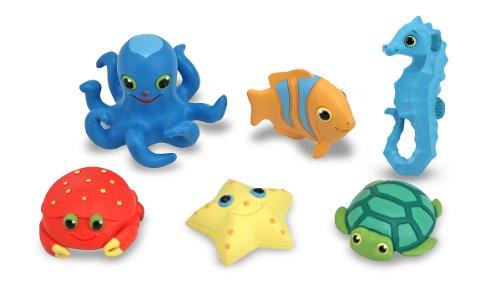 Melissa & Doug Sunny Patch Seaside Sidekicks Creature Set - 1