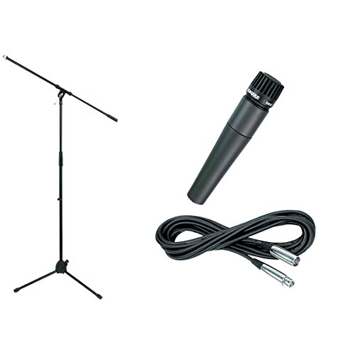 Shure Sm57, Stand & Cable Package (Standard)