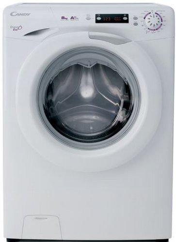 Candy EVO44 1282D machine à laver - machines à laver (Autonome, Charge avant, A++, B, Blanc, Gauche)