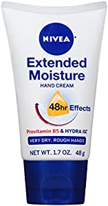 NIVEA Extended Moisture Hand Creme, 1.7 Ounce