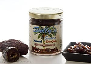 Sully's NATURAL Date Jam Filling 2 EACH 1.5 POUND PACKS