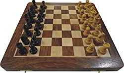 Wasan Chopra Non Megnatic 1O Inch Chess Board