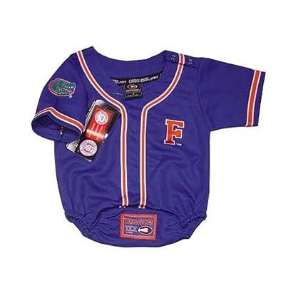 Florida Gators- University of - NCAA Baseball Infant/baby Onesie