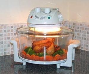 Mini Halogen Oven (816) Ideal for caravans, students, flats