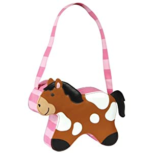Stephen Joseph Horse Purse - Little Girls Purse
