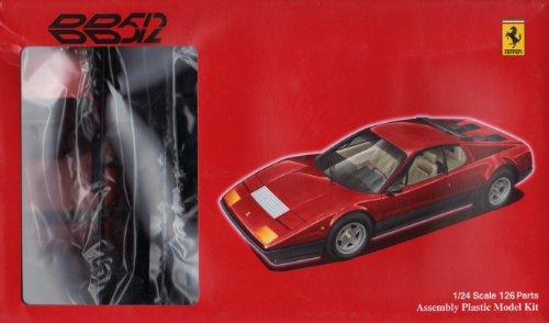 リアルスポーツシリーズ No.33 1/24 フェラーリ512BB