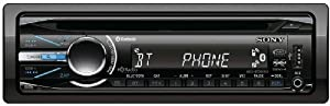 Sony MEX-BT3800U In-Dash CD Receiver MP3/WMA/AAC Player with Bluetooth (Discontinued by Manufacturer)