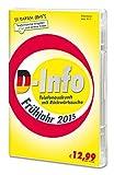 Software - D-Info mit R�ckw�rtssuche Fr�hjahr 2015