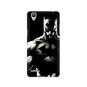 Motivatebox- Batman Intense Premium Printed Case For Oppo F1 plus -Matte Polycarbonate 3D Hard case Mobile Cell Phone Protective BACK CASE COVER. Hard Shockproof Scratch-