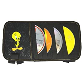 10 CD Highland 1930100 Visor Organizer