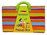 Edushape Large Pop-Up Fabric Toy Box