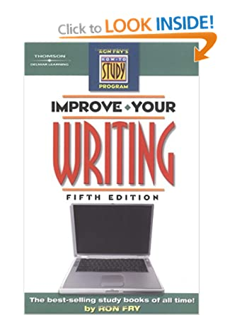 Image: Cover of Improve Your Writing