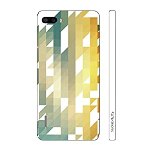 Enthopia Designer Hardshell Case Abstract Art 10 Back Cover for Huawei Honor 6 Plus
