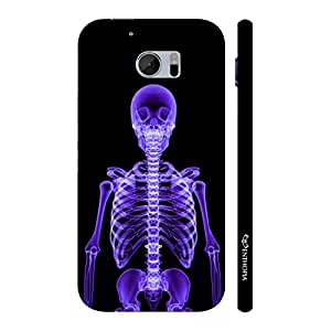 Enthopia Designer Hardshell Case X-Ray Yourself Back Cover for HTC One M10