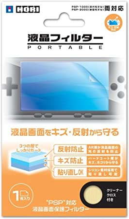 psp 2000 screen protector