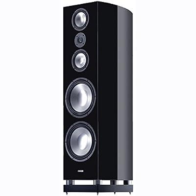 Canton Reference 1 DC Floorstanding Speaker (Black piano)