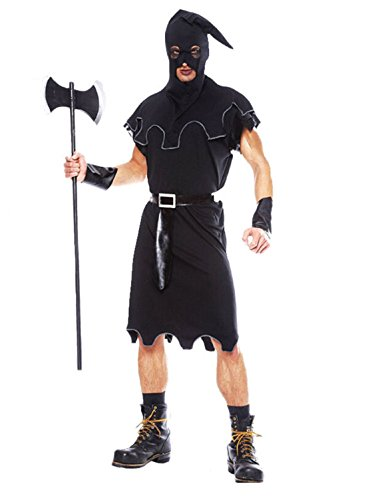 Rising-Sun Halloween Costume Executioner Cosplay Horror Zombie Ghost Outfit