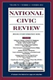 img - for National Civic Review, No. 2, Summer 2002 : Making Citizen Democracy Work (Paperback)--by Robert Loper [2002 Edition] book / textbook / text book