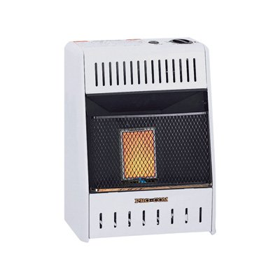 ProCom Radiant Vent-Free Natural Gas Heater – 6000 BTU
