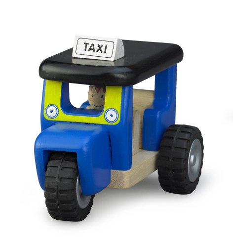 Wonderworld Mini Tuk Tuk - 1