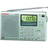 Sangean America, AM/FM Stereo SW Radio w SSB (Catalog Category: Home & Portable Audio / Personal Cassette & Radio)
