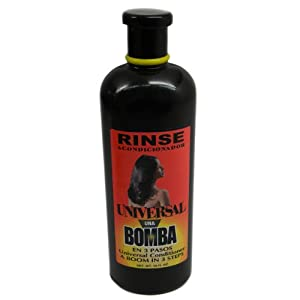 Amazon.com : Dominican Hair Product Una Bomba Rinse 16oz by Universal