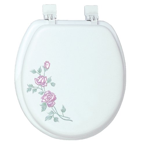 toilet on Bath Seashel...