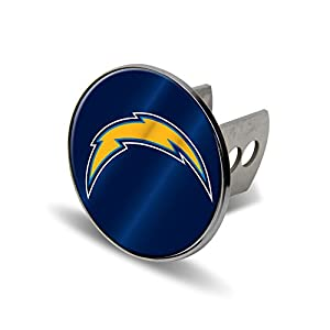 Amazon Com Nfl San Diego Chargers Laser Cut Metal Hitch
