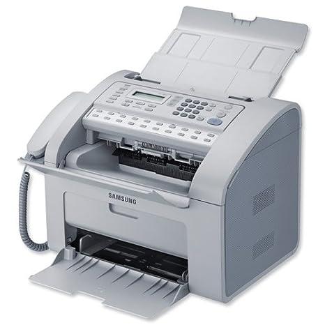 Samsung SF-760P Télécopieur Laser Noir/Blanc USB 2.0 Gris