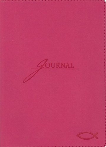 Pink With Fish Journal