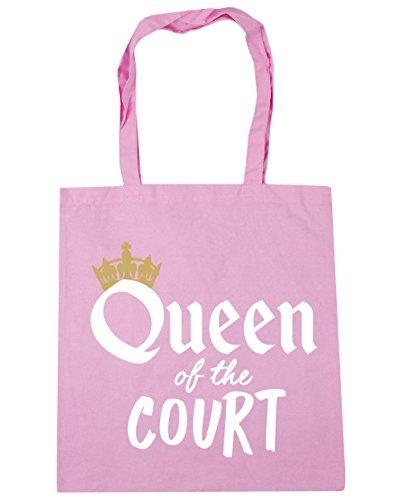 hippowarehouse-queen-of-the-court-tote-shopping-gym-beach-bag-42cm-x38cm-10-litres