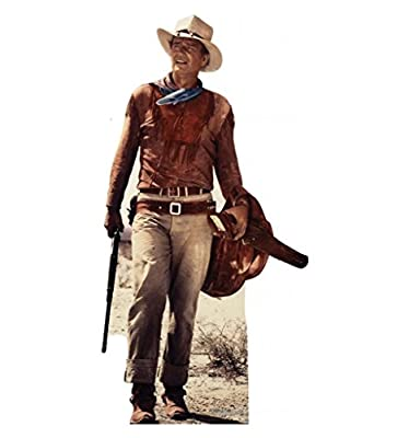 John Wayne - Advanced Graphics Life Size Cardboard Standup