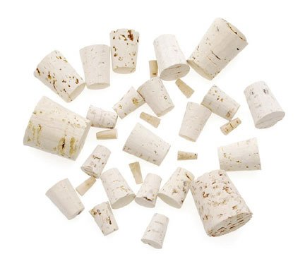 Darice 30 Piece Cork Bottle Plugs