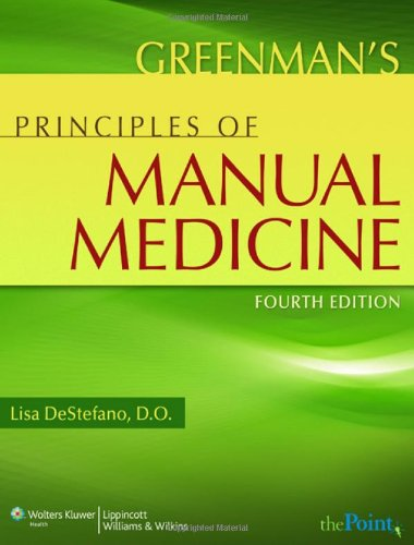 Greenman's Principles of Manual Medicine (Point (Lippincott Williams & Wilkins))
