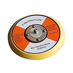 "Shurhold Dual Action Polisher 5"" PU Backing Plate 3130 from SHURHOLD"